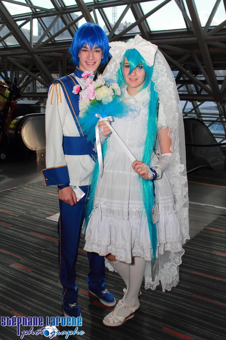 Wedding Hatsune Miku 09 by KyuProduction