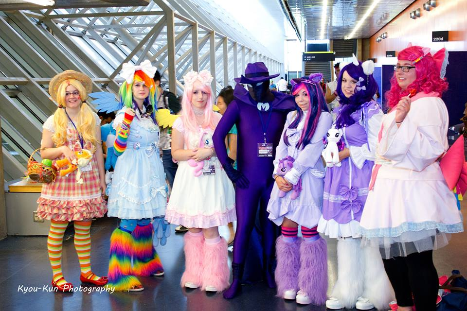 My Little Pony Lolita Otakuthon 2013 by KyuProduction