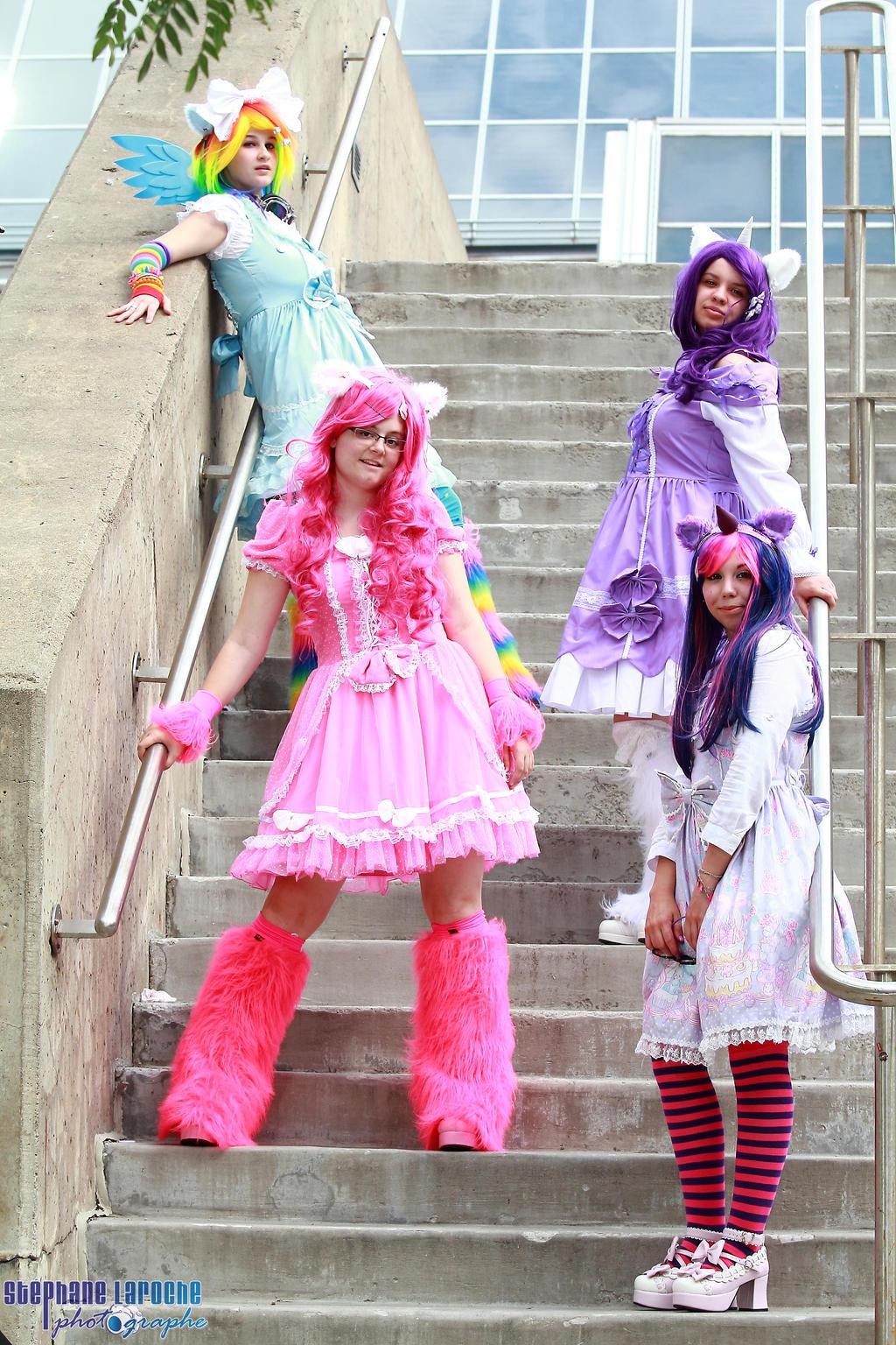 Lolita My Little Pony 01 by KyuProduction