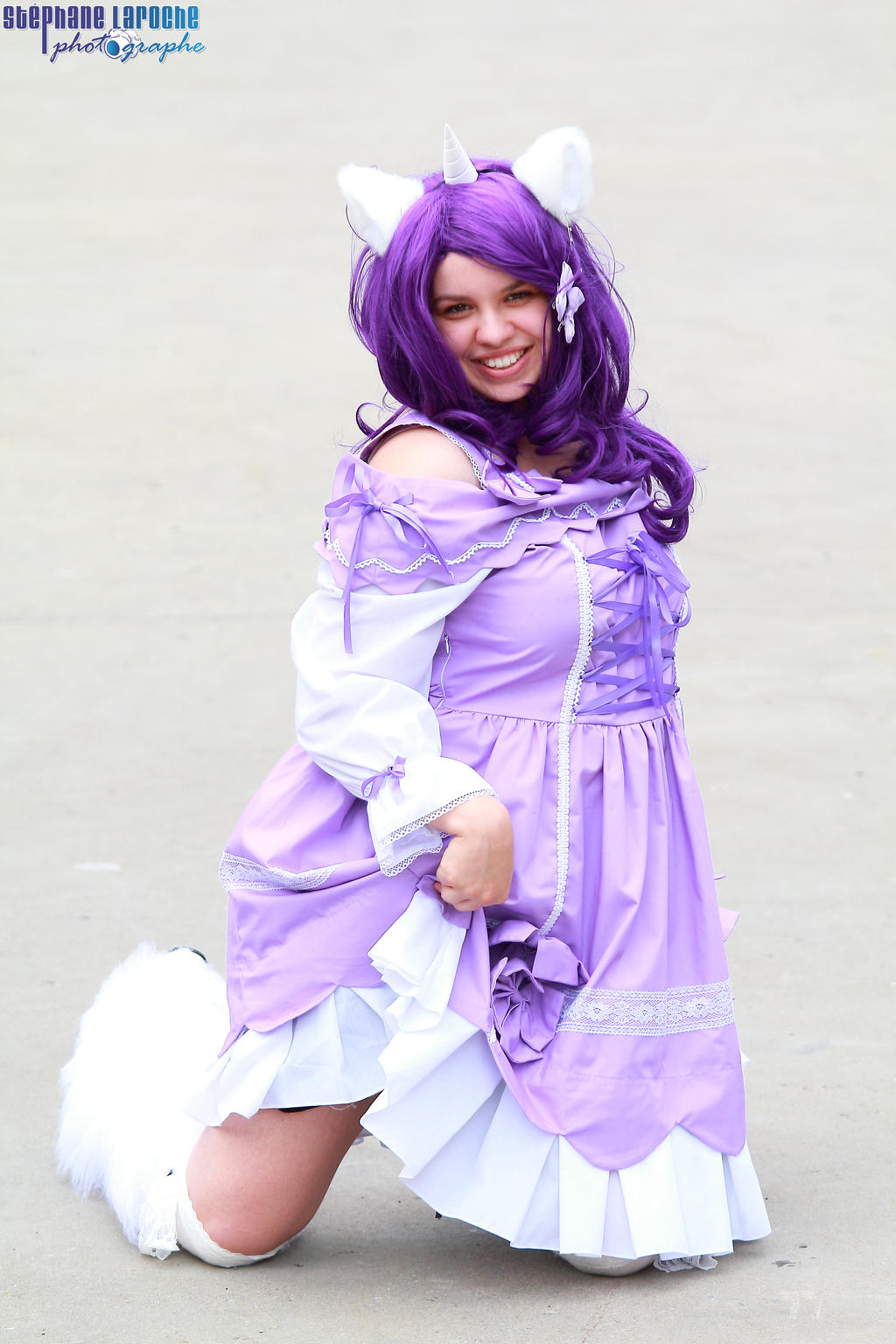 Rarity Lolita My Little Pony by KyuProduction