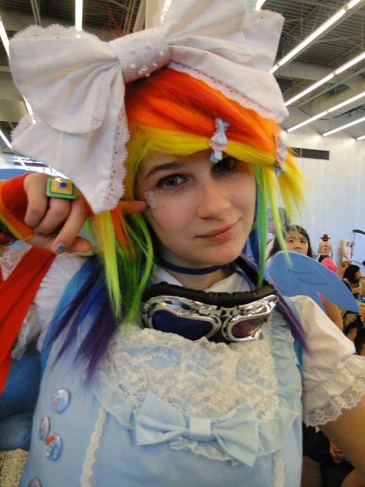Rainbow Dash Style! by KyuProduction