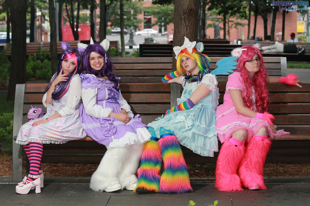 My Little Pony Shoot 29 by KyuProduction