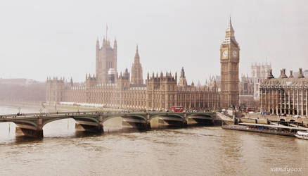 Palace of Westminster by xandy90x
