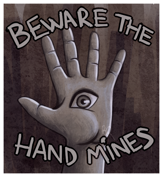 http://draco-digi.deviantart.com/art/DW-Beware-the-hand-mines-561384467