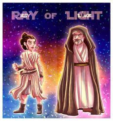 SW Ray Of Light by Draco-Digi