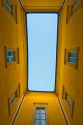 Italian Courtyard by olya