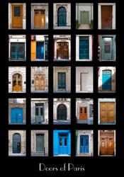 Doors of Paris by olya