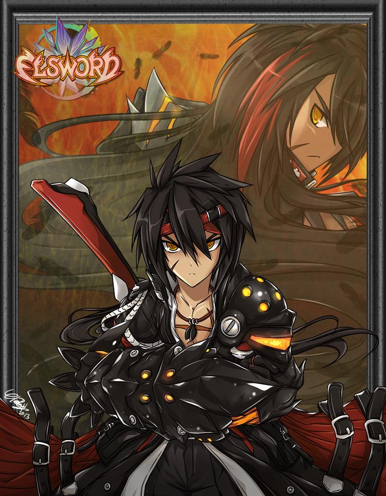 [Elsword] Mercenary by ClairSH
