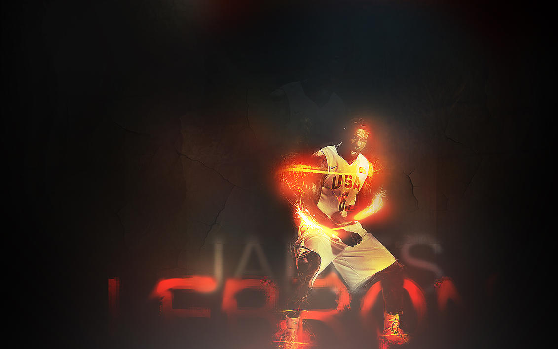 Lebron James by TheFranchiseFX