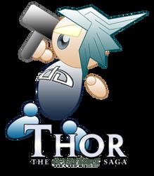 Thor, the Deviantart Saga