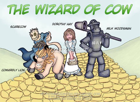 Wizard of Cow
