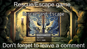 Rescue/Escape prototype game
