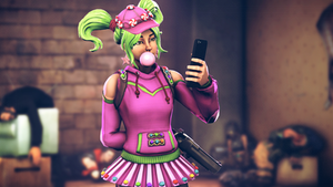 Lolly Killer (Fortnite) by TheJuggster