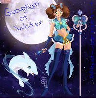 Sailor Guardian of Water
