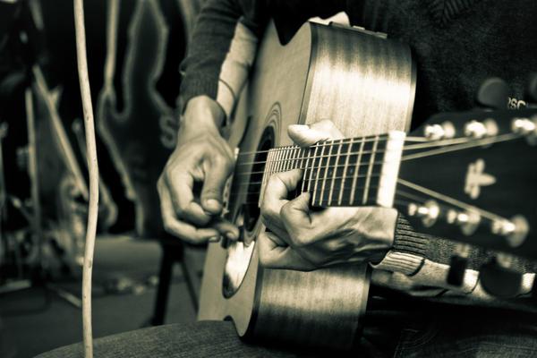 Guitar by fabianphotoworks