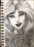 Jasmine Sketch~~