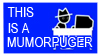 Mumorpuger Stamp by CrazyMacYo
