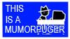 Mumorpuger Stamp by CrazyMacYo