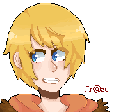 Kenny pixel by Crazycat2109