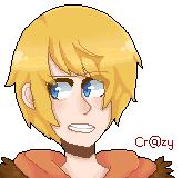 Kenny pixel by Crazycat2109