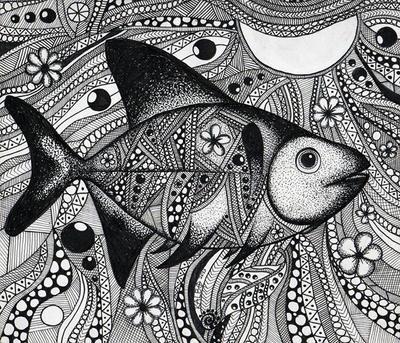 Fishda by Kalbolight