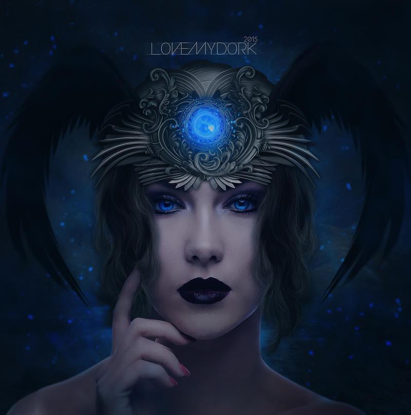 Blue by lovemydork