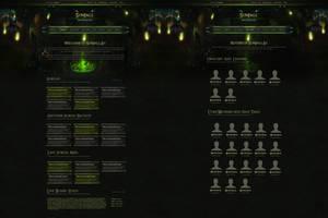 WoW Legion - Sunfall