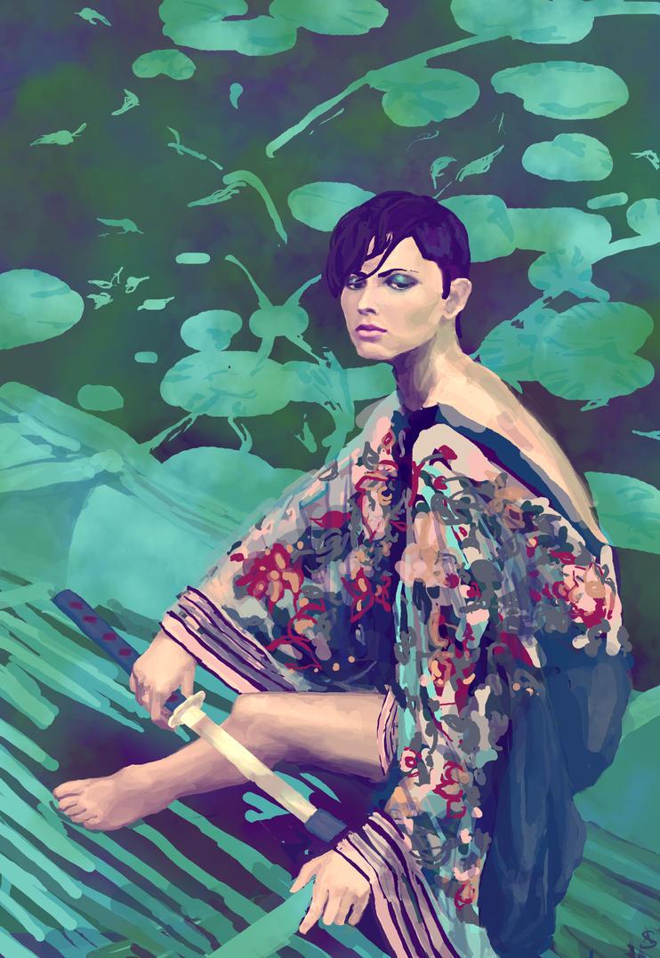 Kimono by AnnaSzy