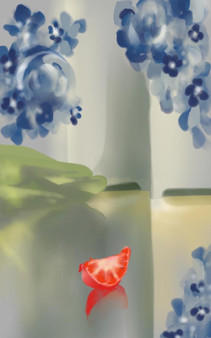 Still water by AnnaSzy