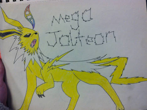 Fakemon: Mega Jolteon