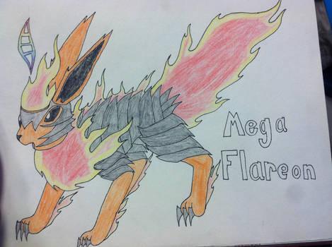 Fakemon: Mega Flareon