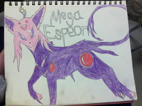 Fakemon: Mega Espeon