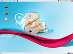 My Ubuntu 7.10 Desktop