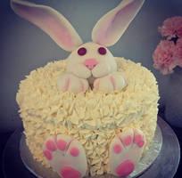 Bunny Cake 01 by Rentanjutsushi