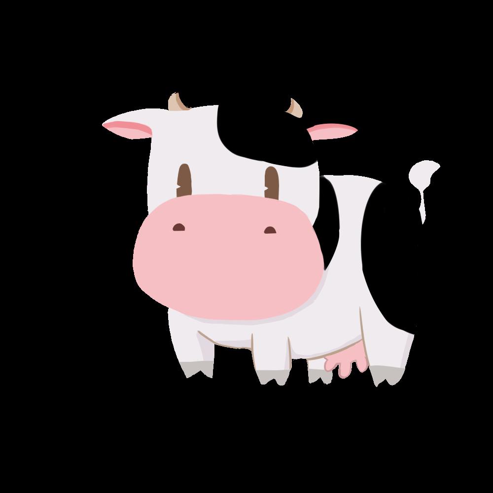Harvest Moon Cow by HyruleIke on DeviantArt