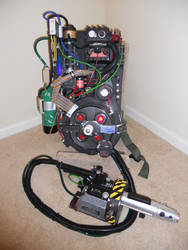 Video Game Proton Pack
