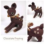 Chocolate Frosting - deer
