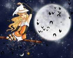 Charming Witch by mintjam