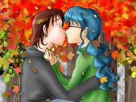Autumn Love by mintjam