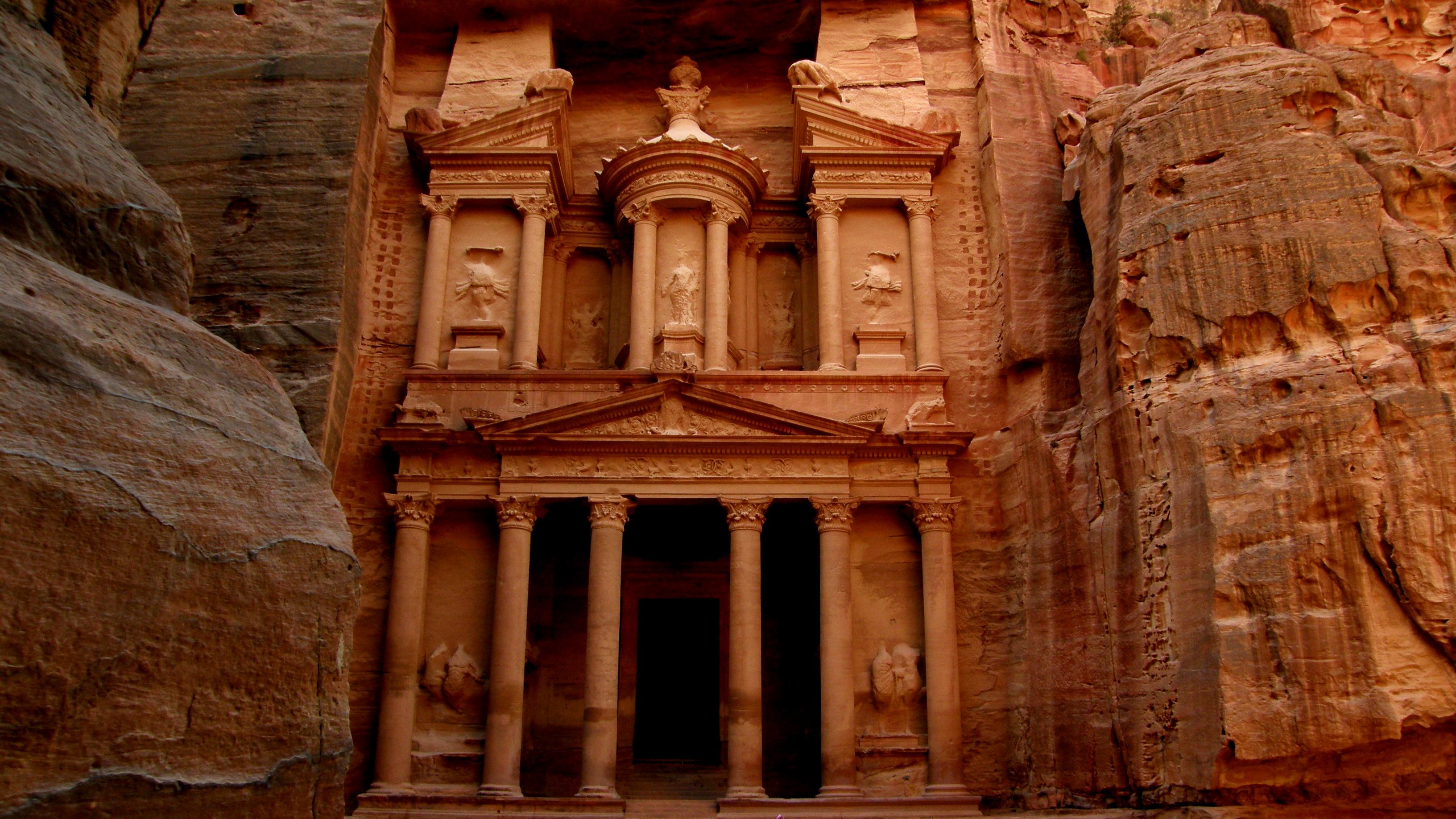 Petra Jordan  city photos : al khazneh petra jordan by francis1ari d7dwoy2