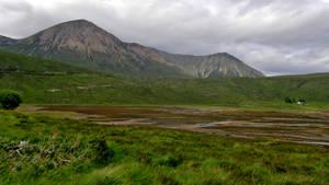 Cuillin Mountains, Isle of Skye by francis1ari