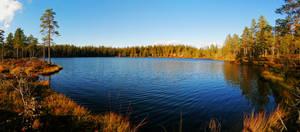 Forgotten lake by francis1ari