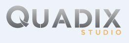 QuadixStudio.com Logo by QuadixStudio
