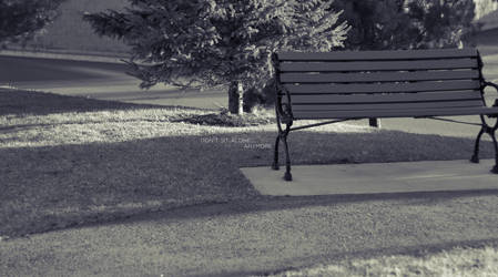 Don't sit alone... anymore
