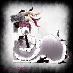 008 Shub-Niggurath by yagimudsuki