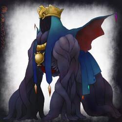 Ctlh048 The Faceless God by yagimudsuki