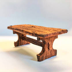 Medieval table