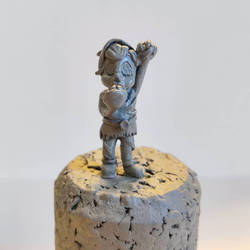 Miniature kid