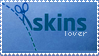 Skins stamp by ladyironia