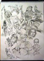 Resident Evil 4 by Henry-Jekyll